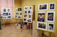 WERNISAŻ WYSTAWY FOTOGRAFICZNEJ ˝ PATRZĄC OCZYMA DUSZY MEJ˝  WERONIKI NAWOROL